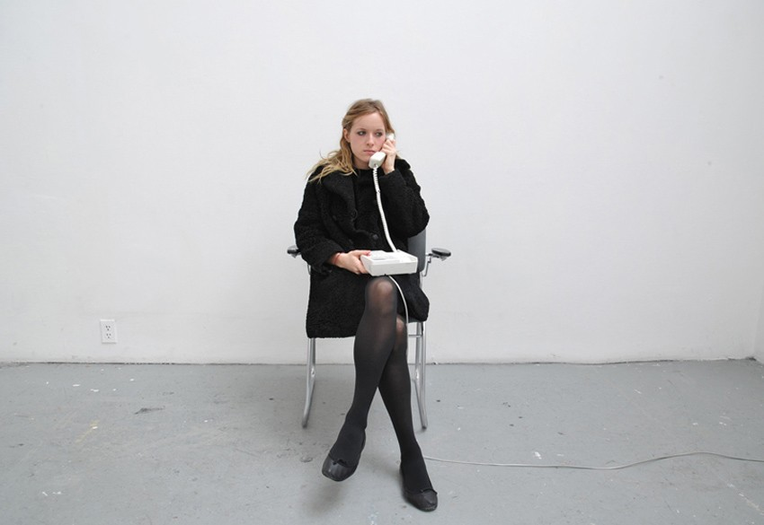 'Dumped By My Future', Alannah Clamp, Performance, 2014