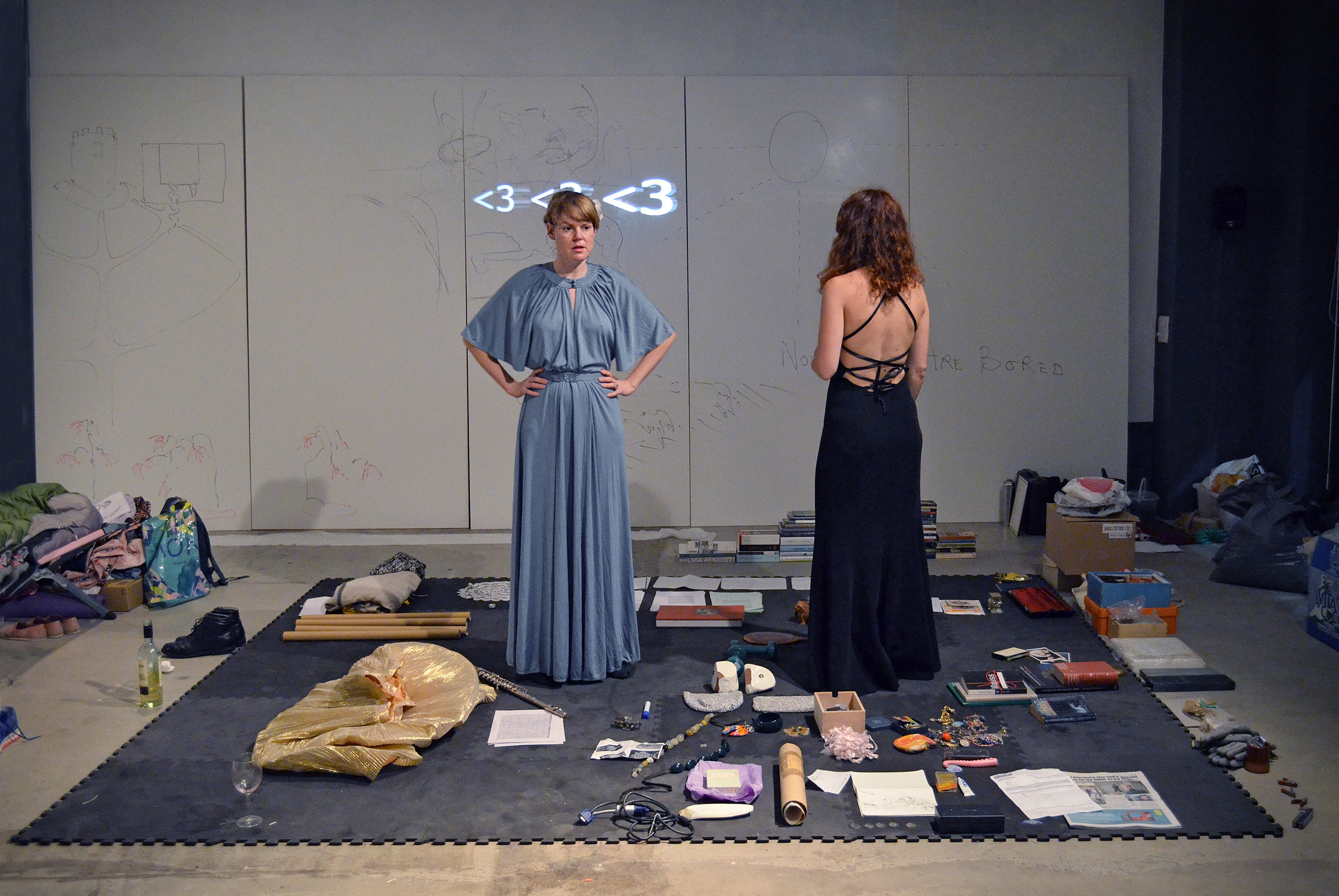 'Bain Marie', Laura Morrison and Beatrice Loft Schulz, 2015. Photo courtesy of the artists