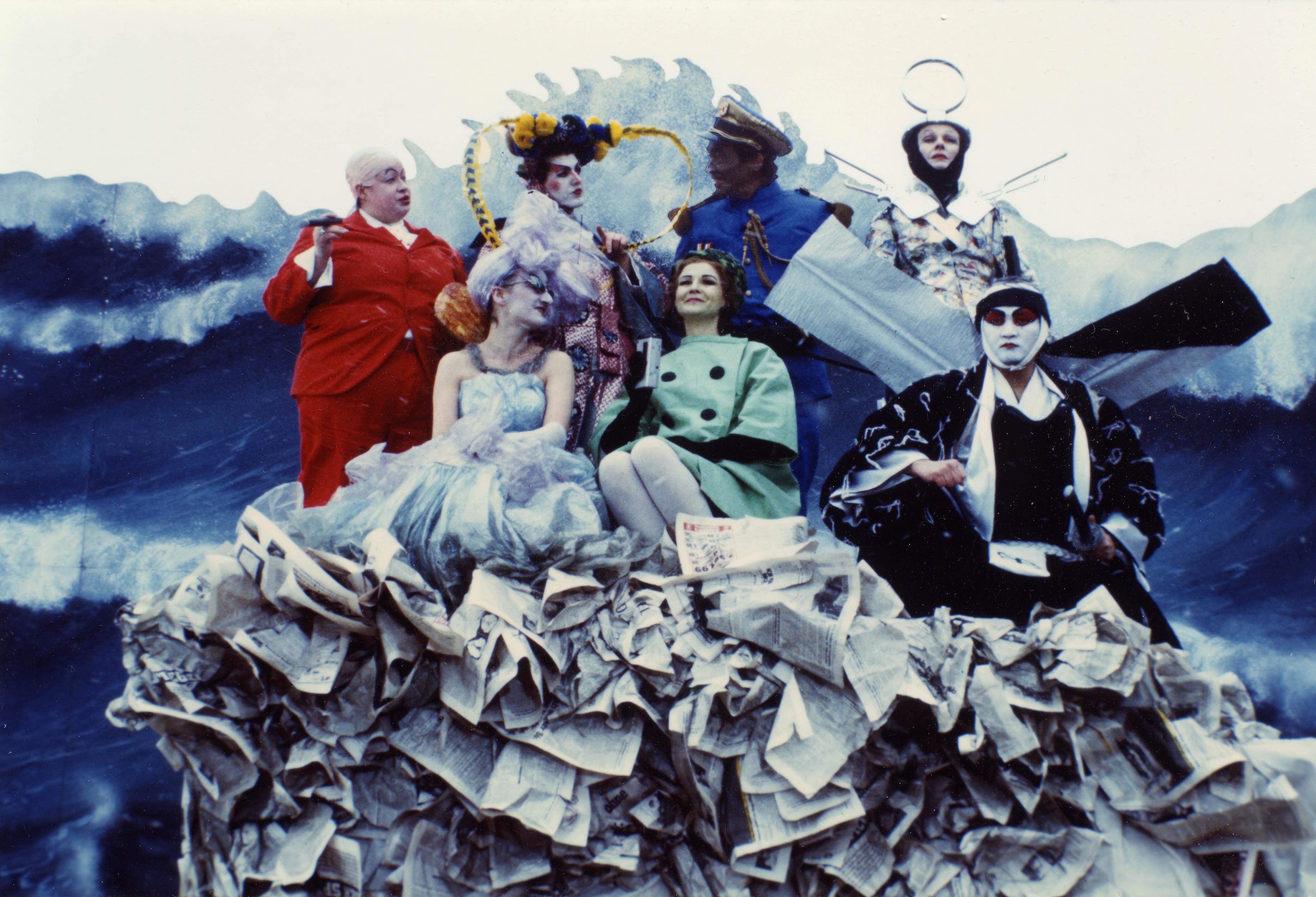 Ulrike Ottinger, 'SUPERBIA – The Pride', 1986
