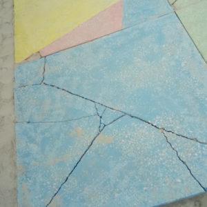 Andrew Lacon,'Fragments', 2017