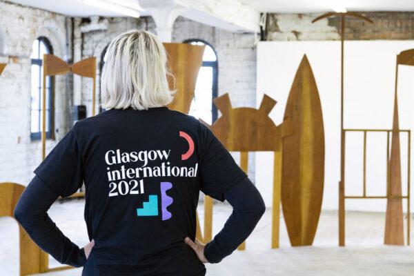 Glasgow international Art Festival 2021 The Pipe Factory